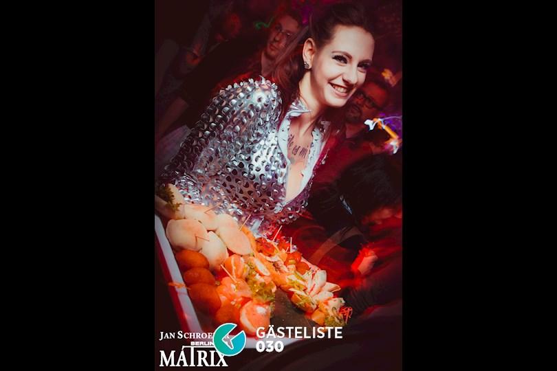 Partyfoto #129 Matrix Berlin vom 19.11.2016