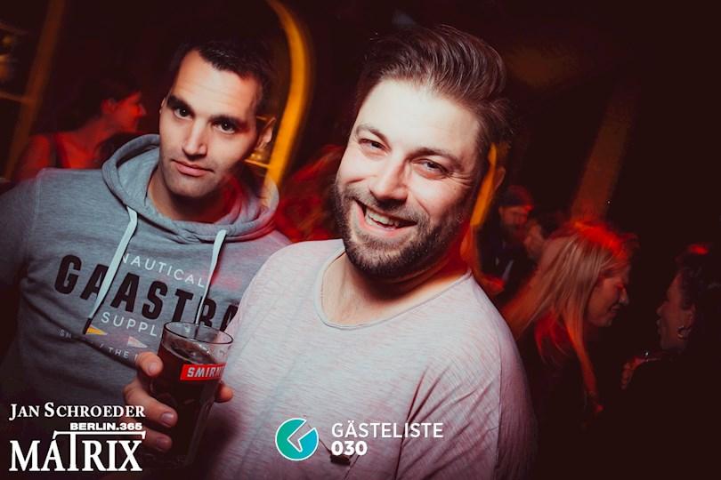 Partyfoto #183 Matrix Berlin vom 19.11.2016