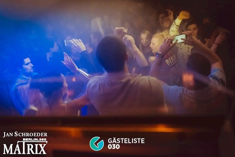 Partyfoto #300 Matrix Berlin vom 19.11.2016