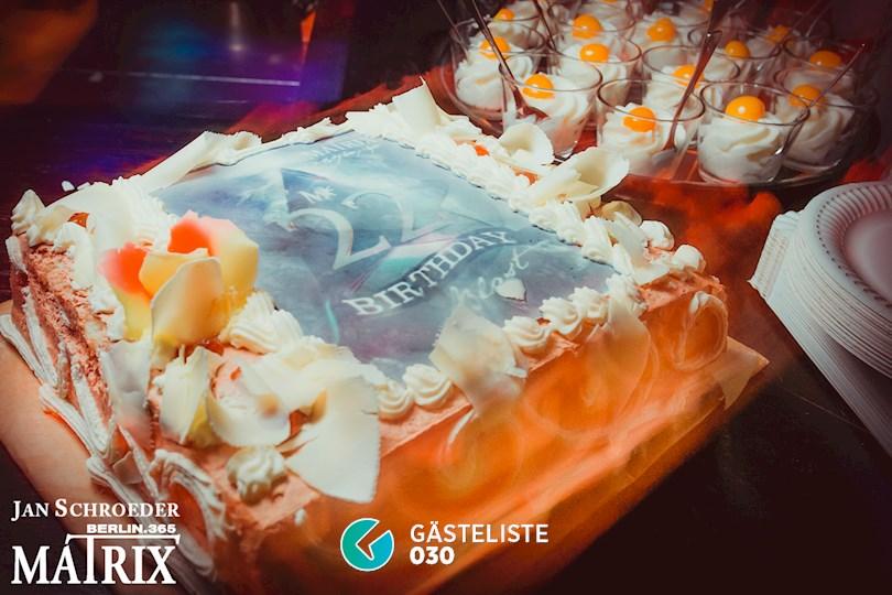 Partyfoto #5 Matrix Berlin vom 19.11.2016