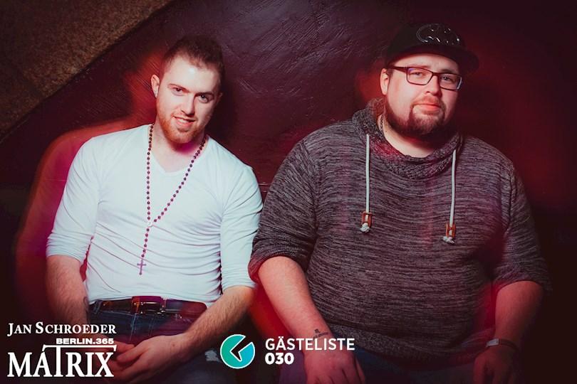 Partyfoto #186 Matrix Berlin vom 19.11.2016