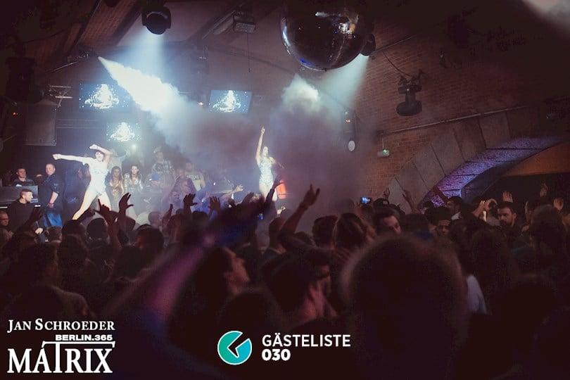 Partyfoto #95 Matrix Berlin vom 19.11.2016