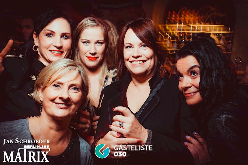Partyfoto #66 Matrix Berlin vom 19.11.2016
