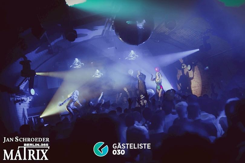 Partyfoto #255 Matrix Berlin vom 19.11.2016
