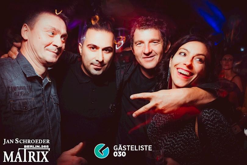 Partyfoto #99 Matrix Berlin vom 19.11.2016