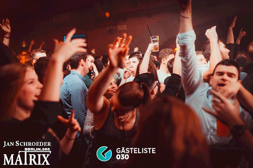 Partyfoto #33 Matrix Berlin vom 19.11.2016