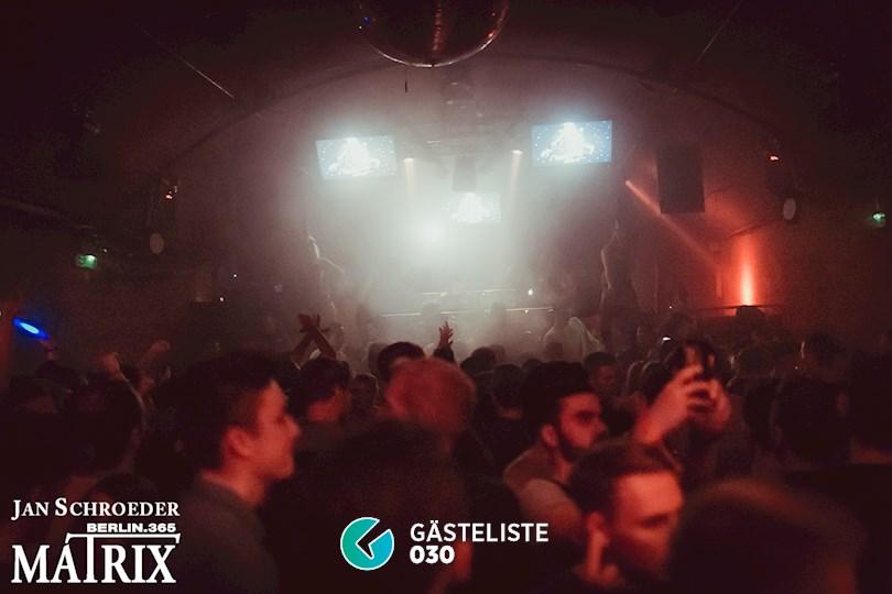 Partyfoto #102 Matrix Berlin vom 19.11.2016