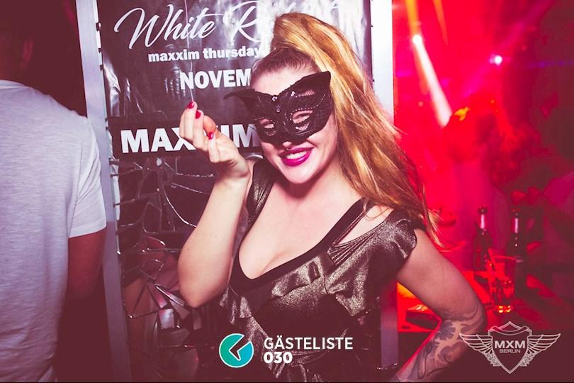 https://www.gaesteliste030.de/Partyfoto #133 Maxxim Berlin vom 19.11.2016