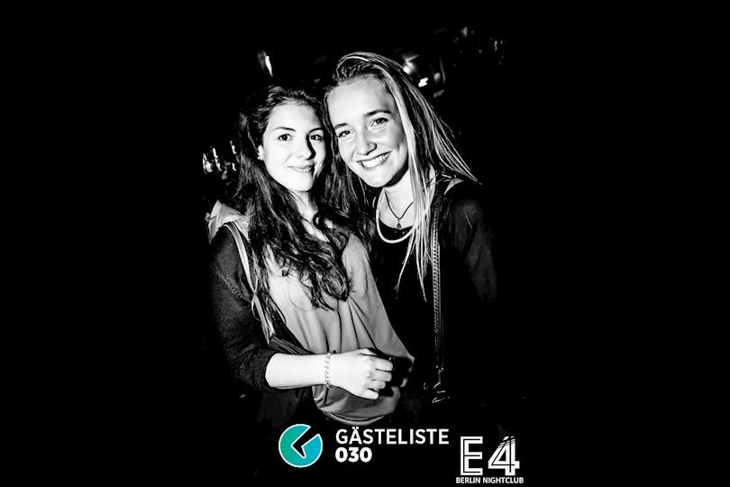 https://www.gaesteliste030.de/Partyfoto #32 E4 Berlin vom 04.11.2016