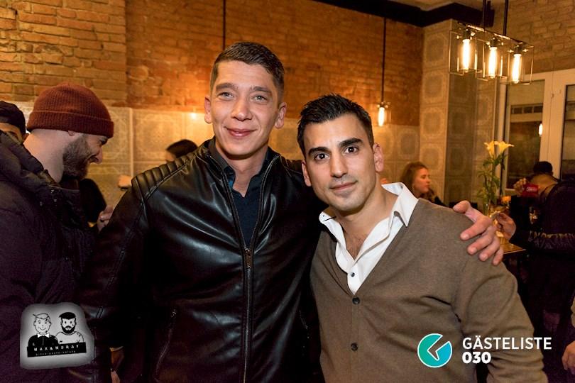 https://www.gaesteliste030.de/Partyfoto #60 Max & Murat Berlin vom 12.11.2016