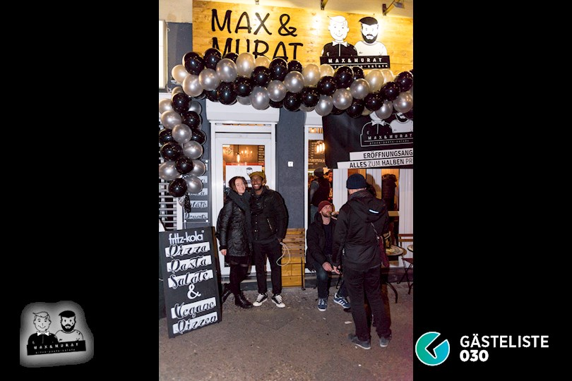 https://www.gaesteliste030.de/Partyfoto #53 Max & Murat Berlin vom 12.11.2016