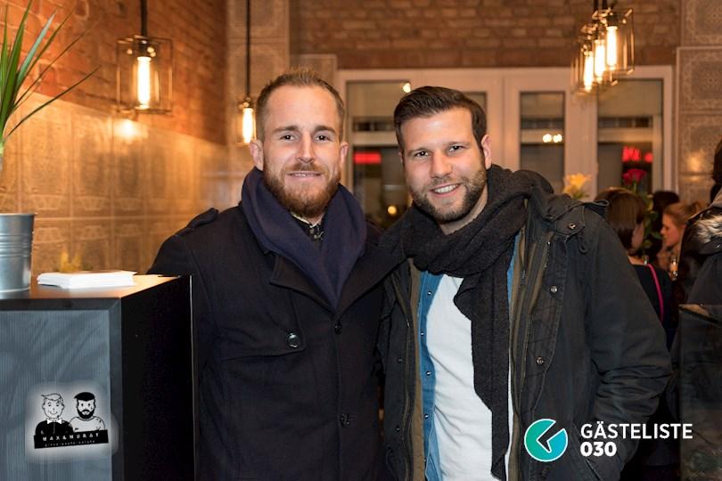 https://www.gaesteliste030.de/Partyfoto #90 Max & Murat Berlin vom 12.11.2016