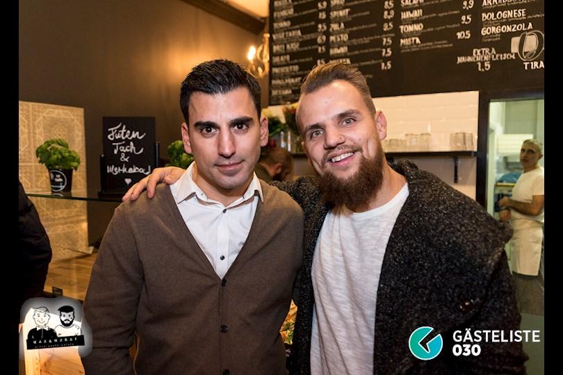 https://www.gaesteliste030.de/Partyfoto #94 Max & Murat Berlin vom 12.11.2016