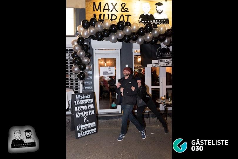 https://www.gaesteliste030.de/Partyfoto #51 Max & Murat Berlin vom 12.11.2016
