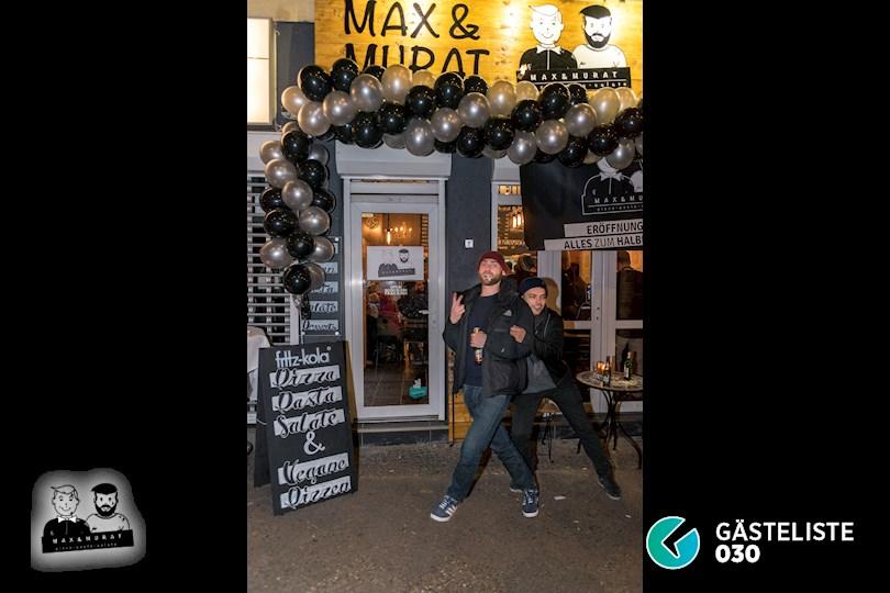 https://www.gaesteliste030.de/Partyfoto #50 Max & Murat Berlin vom 12.11.2016