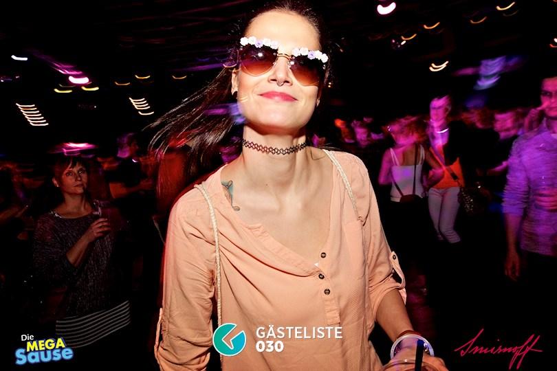 Beliebtes Partyfoto #5 aus dem Velodrom Berlin