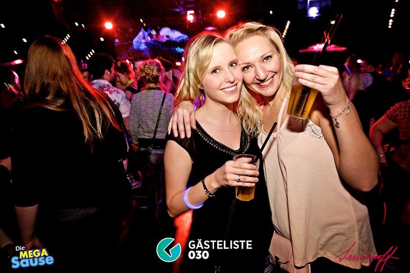 Beliebtes Partyfoto #7 aus dem Velodrom Berlin