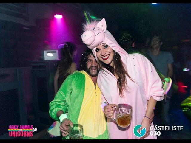 Partypics Badehaus 16.12.2016 Crazy Animals & Unicorns Party