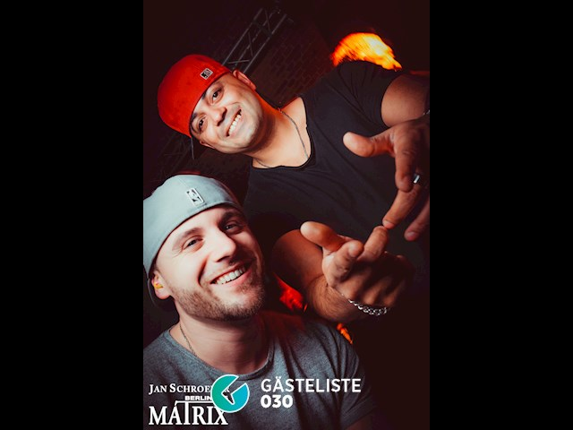 Partypics Matrix 17.12.2016 Berlinsane