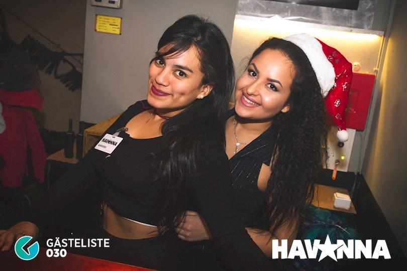 https://www.gaesteliste030.de/Partyfoto #2 Havanna Berlin vom 25.12.2016