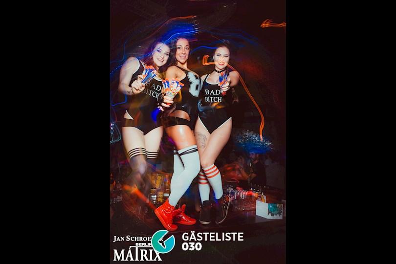 https://www.gaesteliste030.de/Partyfoto #66 Matrix Berlin vom 10.12.2016