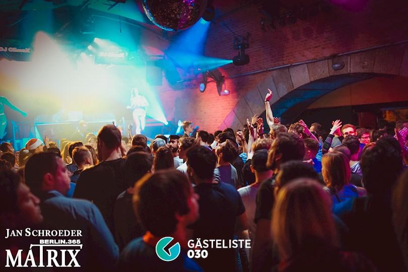 https://www.gaesteliste030.de/Partyfoto #118 Matrix Berlin vom 10.12.2016