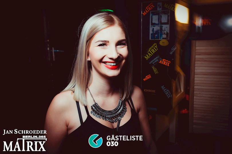 https://www.gaesteliste030.de/Partyfoto #157 Matrix Berlin vom 10.12.2016