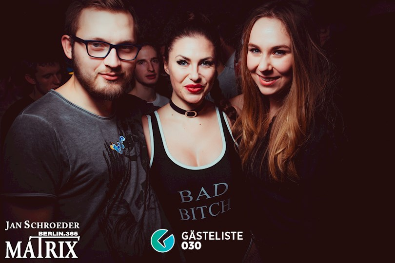 https://www.gaesteliste030.de/Partyfoto #63 Matrix Berlin vom 10.12.2016