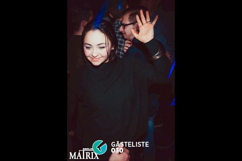https://www.gaesteliste030.de/Partyfoto #26 Matrix Berlin vom 16.12.2016