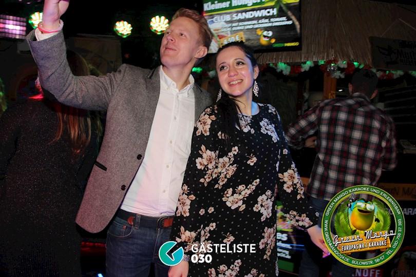 https://www.gaesteliste030.de/Partyfoto #121 Green Mango Berlin vom 28.01.2017