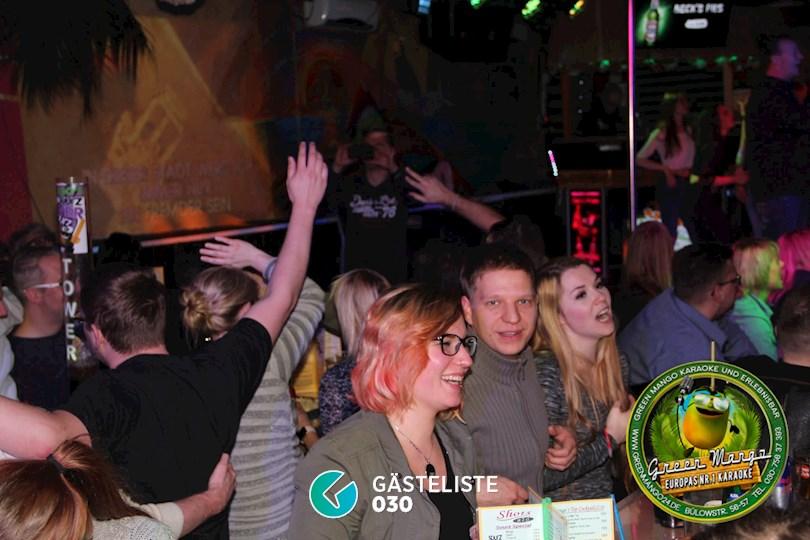 https://www.gaesteliste030.de/Partyfoto #64 Green Mango Berlin vom 28.01.2017