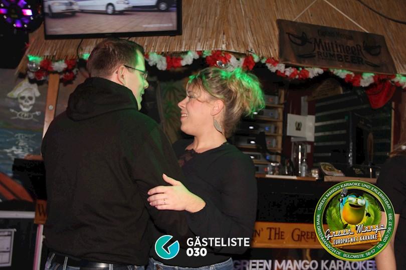 https://www.gaesteliste030.de/Partyfoto #92 Green Mango Berlin vom 28.01.2017
