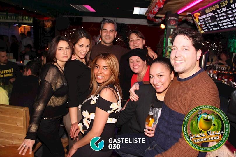 https://www.gaesteliste030.de/Partyfoto #94 Green Mango Berlin vom 28.01.2017