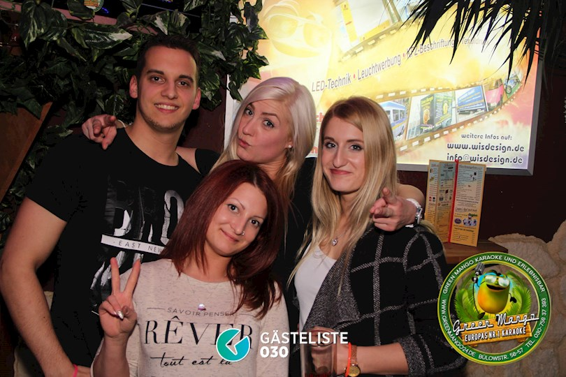 https://www.gaesteliste030.de/Partyfoto #63 Green Mango Berlin vom 28.01.2017