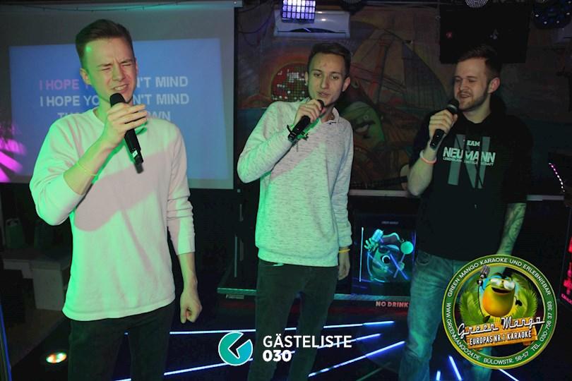 https://www.gaesteliste030.de/Partyfoto #20 Green Mango Berlin vom 28.01.2017