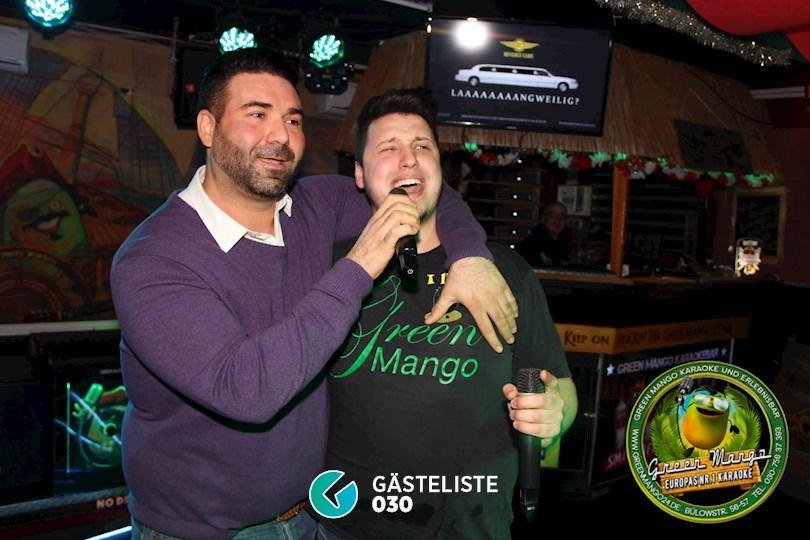 https://www.gaesteliste030.de/Partyfoto #8 Green Mango Berlin vom 28.01.2017