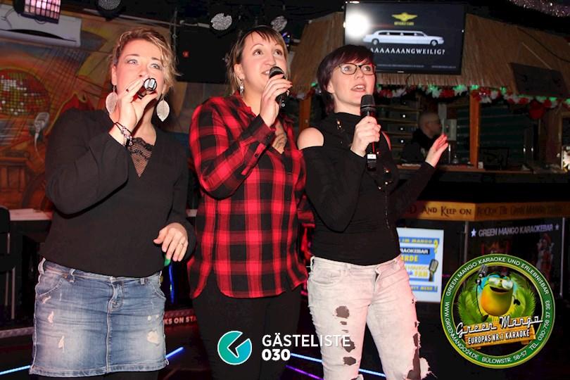https://www.gaesteliste030.de/Partyfoto #17 Green Mango Berlin vom 28.01.2017