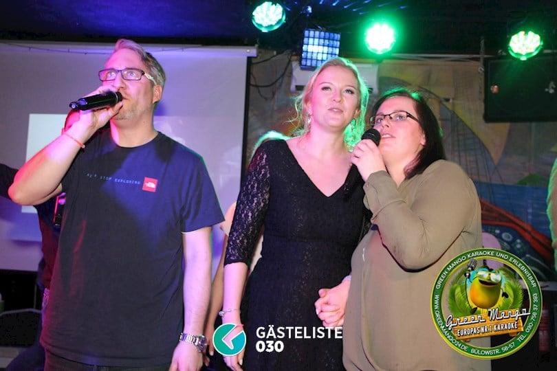 https://www.gaesteliste030.de/Partyfoto #116 Green Mango Berlin vom 28.01.2017