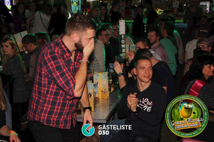 https://www.gaesteliste030.de/Partyfoto #60 Green Mango Berlin vom 28.01.2017