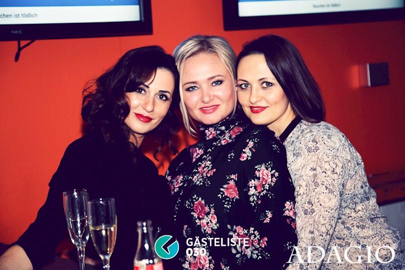 https://www.gaesteliste030.de/Partyfoto #37 Adagio Berlin vom 13.01.2017