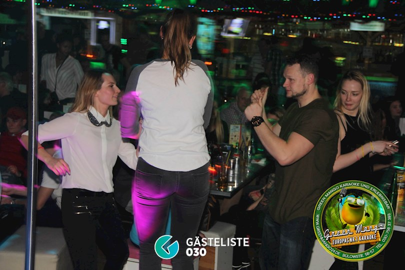 https://www.gaesteliste030.de/Partyfoto #97 Green Mango Berlin vom 27.01.2017
