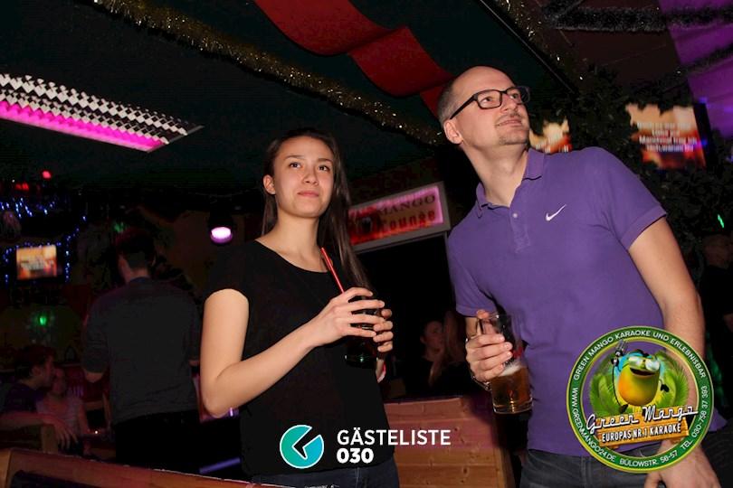 https://www.gaesteliste030.de/Partyfoto #62 Green Mango Berlin vom 27.01.2017