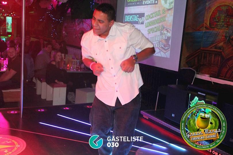 https://www.gaesteliste030.de/Partyfoto #30 Green Mango Berlin vom 27.01.2017