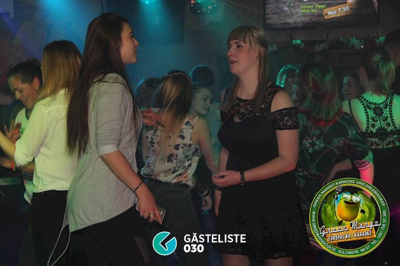 https://www.gaesteliste030.de/Partyfoto #106 Green Mango Berlin vom 27.01.2017