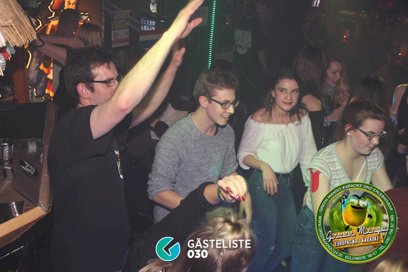 https://www.gaesteliste030.de/Partyfoto #84 Green Mango Berlin vom 27.01.2017