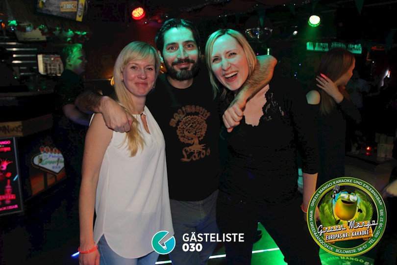 https://www.gaesteliste030.de/Partyfoto #52 Green Mango Berlin vom 27.01.2017