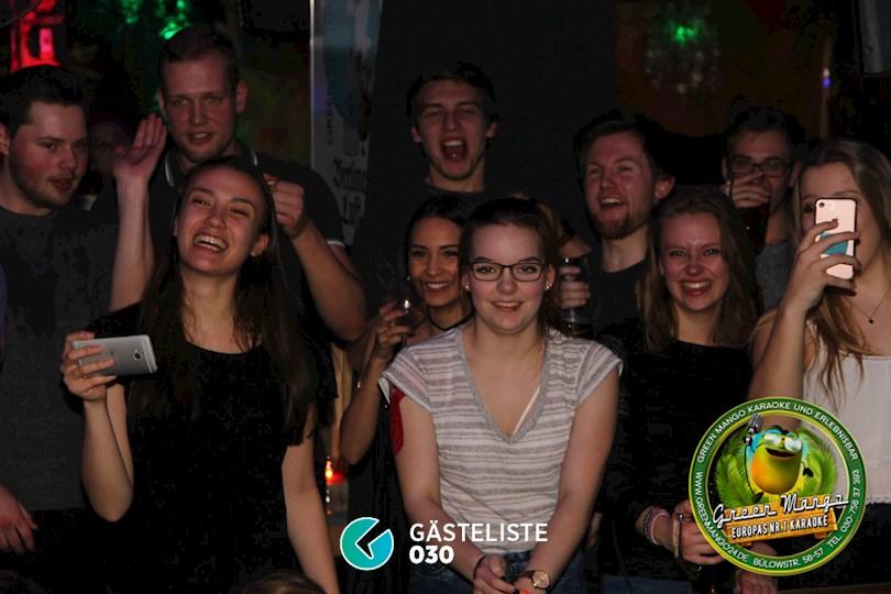 https://www.gaesteliste030.de/Partyfoto #71 Green Mango Berlin vom 27.01.2017