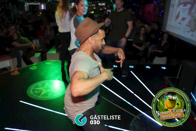 https://www.gaesteliste030.de/Partyfoto #124 Green Mango Berlin vom 27.01.2017