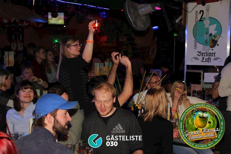 https://www.gaesteliste030.de/Partyfoto #36 Green Mango Berlin vom 27.01.2017