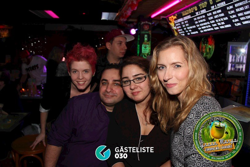 https://www.gaesteliste030.de/Partyfoto #141 Green Mango Berlin vom 27.01.2017